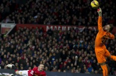 Brilliant Falcao assist helps Rooney open the scoring for United