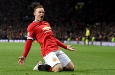 Rooney grabs a brace as United's impressive run continues against Newcastle