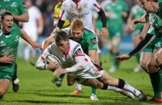 Ulster prevail despite late Connacht fightback