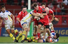 Howard learning quickly after de Villiers and Smal set up Munster switch