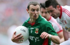 Mayo GAA confirm that Keith Higgins is NOT retiring