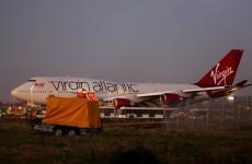 Passengers sustained minor injuries in Virgin Atlantic emergency landing