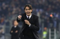 Inzaghi gets one over on Ancelotti as Milan end Real Madrid's 23-game winning streak