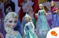 Opinion: Why I love 'Frozen' (embarrassing and all as that may be to admit)