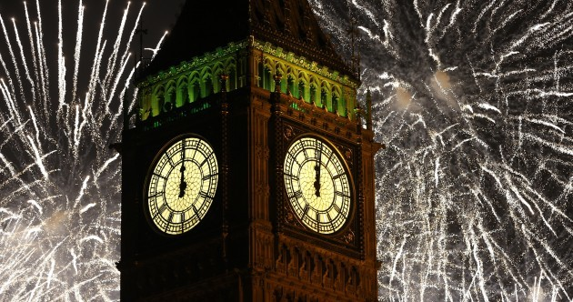 Happy New Year! Here's how the rest of world rang in 2015