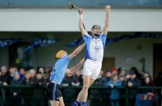 The first penalty under the new rules was scored by one of Dublin's brightest young hurlers