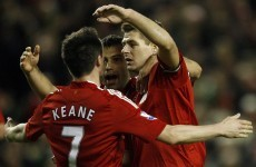 Steven Gerrard set to exit Anfield and head for the MLS -- reports