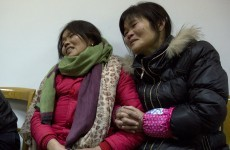 Most of the New Year crush victims in China were young women