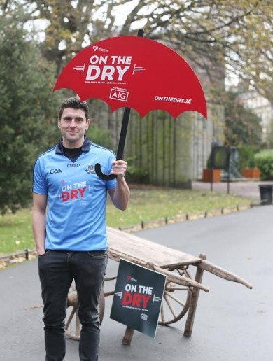 Dublin GAA reveal special new jersey in support of Irish Heart Foundation