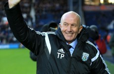 Tony Pulis' Baggies net seven while Newcastle suffer another early cup exit