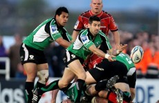 Connacht name starting XV to play Dragons