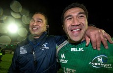 Connacht and Leinster fans, here's the highlights of your New Year inter-pro victories
