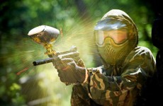 Paintballing company receives 10,000 applications for 'human paintball tester' job