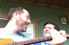 This man's sweet song for his mother with Alzheimer's is going viral