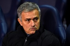 Referee fwend! Jose Mourinho apologises after ranting about Kevin Friend on TV