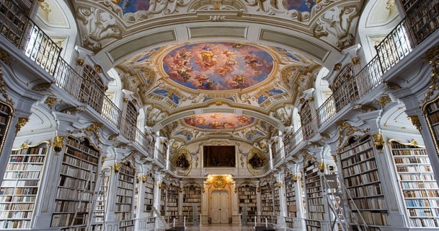 18 libraries every book-lover should visit in their lifetime