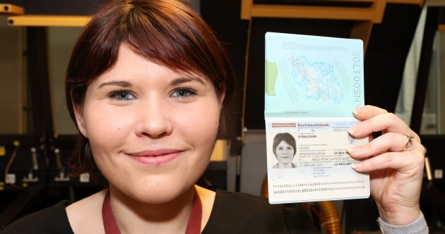 Here's how many Irish passports were issued in 2014