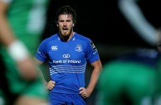 Douglas finding his feet amidst increased set-piece demands at Leinster