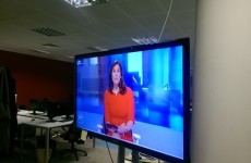 UTV Ireland's first news bulletin aired this evening – how was it?