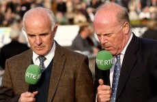 Brolly debate rages on as Ted Walsh has a pop at Sunday Game analyst