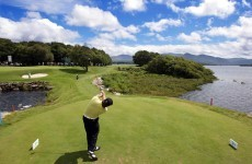 In the swing: Open season in Killarney, but where's the love?