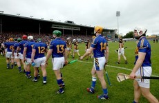 Hurling teams lining out numbered 1-15 may soon be a thing of the past