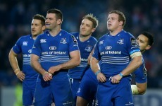 'We need to start getting tries' - McFadden wants Leinster backline to fire