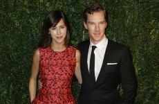 Benedict Cumberbatch is having a Cumberbaby and his Cumberbitches cannot Cumbercope
