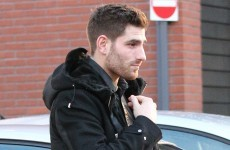 Oldham sponsor cuts ties ahead of Ched Evans 'imminent signing'