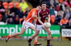Galway All-Ireland U21 winning captain set to start first senior game in 17 months