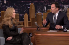 Watch Jimmy Fallon discover he could have shifted Nicole Kidman, but messed it up