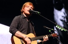 Ed Sheeran will play an intimate gig in Whelan's later this month