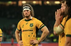 Munster hoping to fill the void left by JJ Hanrahan with Australian centre