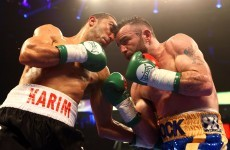 We've got Frampton and Lee - and now another Irish boxer is one win from a world title shot
