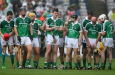 5 new faces in Limerick hurling panel, 6 depart, O'Grady still captain and Moran stays on