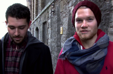 Hapless American tourists attempt to act out typical Irish conversations