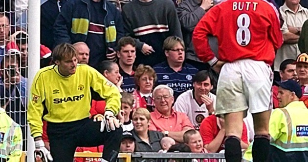 Flashback: Massimo Taibi's gaffe against Southampton