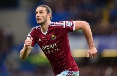 Andy Carroll showed why he's cost clubs over £50million in transfer fees against Swansea today