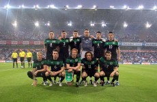 Ireland down two places in FIFA world rankings