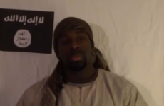 Man resembling Paris gunman claims to be IS member in posthumous video