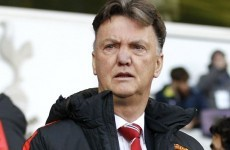 Van Gaal: Money doesn't play any role in Man United's transfer policy
