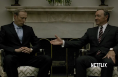 Could Frank Underwood be taking on Russia in House of Cards season 3?