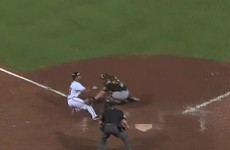 19-inning marathon game ends on one of the worst calls ever