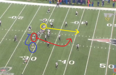 Coaches Film: The Patriots prove that necessity is the mother of all invention