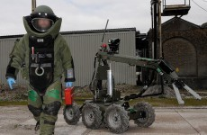 Viable homemade explosive device found at Mullingar house