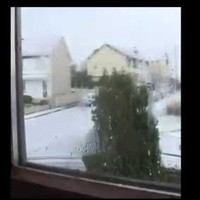 """It's only snow Alan!"" Sligo lad's hilarious reaction to the snow is going viral"