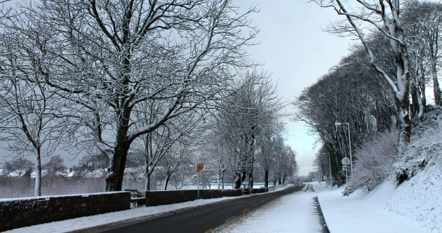 Your Pictures: Gorgeous snow blankets country but motorists face meltdown