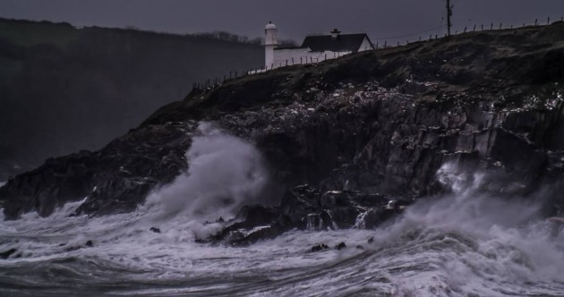 Code Red as 'ferocious' storm hits Ireland