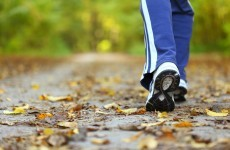 Walking 20 minutes a day could stop you dying early