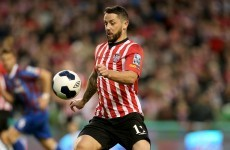 'I didn't want to go into pre-season not knowing where I'd end it' - Patterson quits Derry